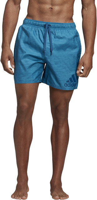 adidas Badge of Sport Melange SL Shorts Herren legend marine